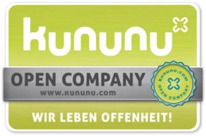 kununu Siegel - Open Company