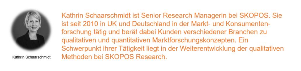 Profil Kathrin Schaarschmidt